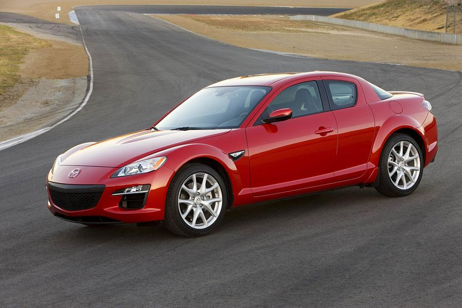 2010 mazda rx 8 reviews specs and prices. Black Bedroom Furniture Sets. Home Design Ideas