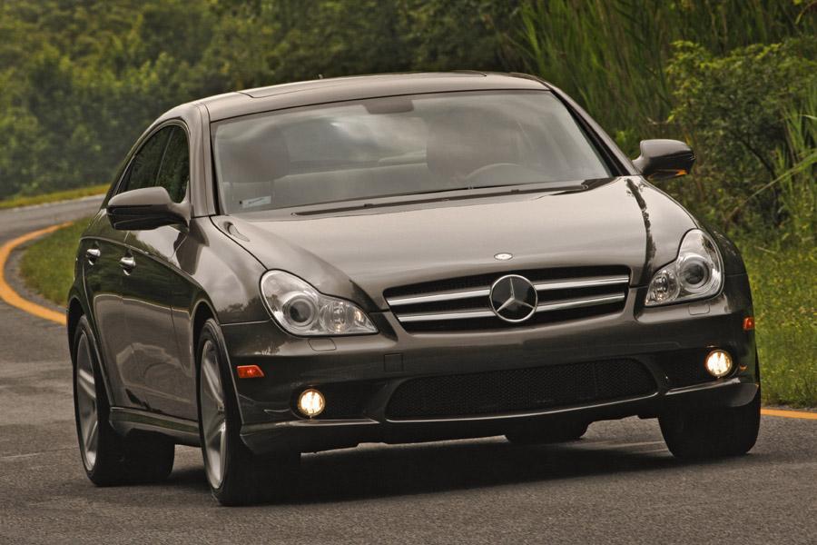 2010 Mercedes-Benz CLS-Class Overview | Cars.com