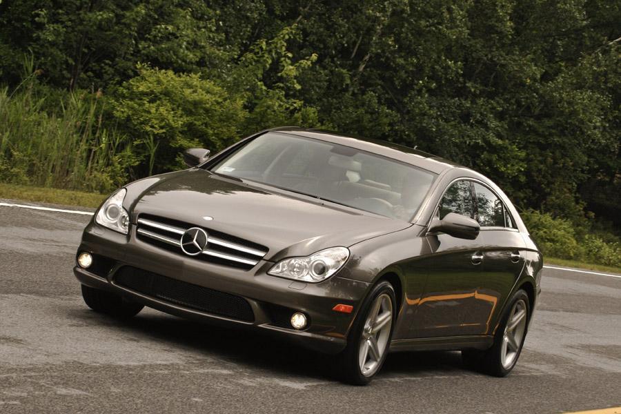 2010 Mercedes-Benz CLS-Class Photo 4 of 20