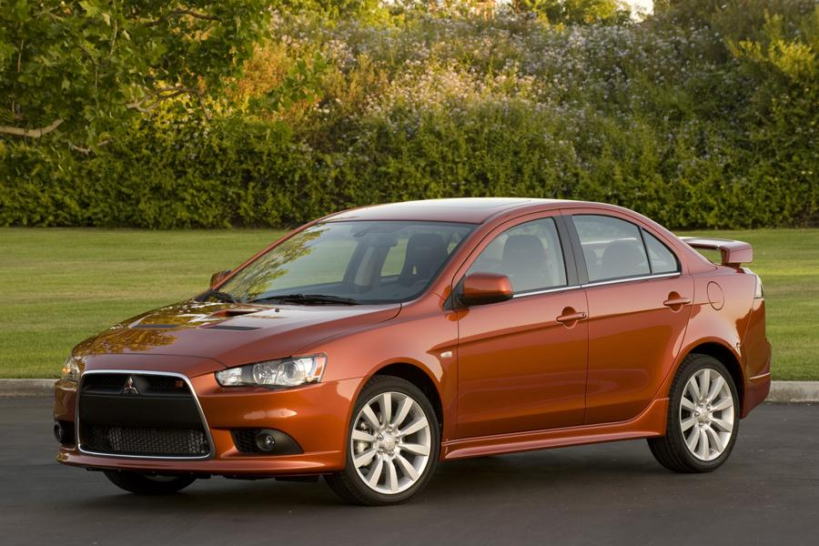 2010 Mitsubishi Lancer Photo 1 of 20