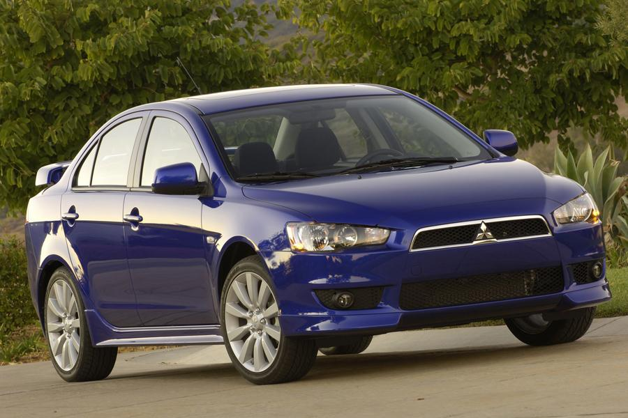 2010 Mitsubishi Lancer Photo 2 of 20