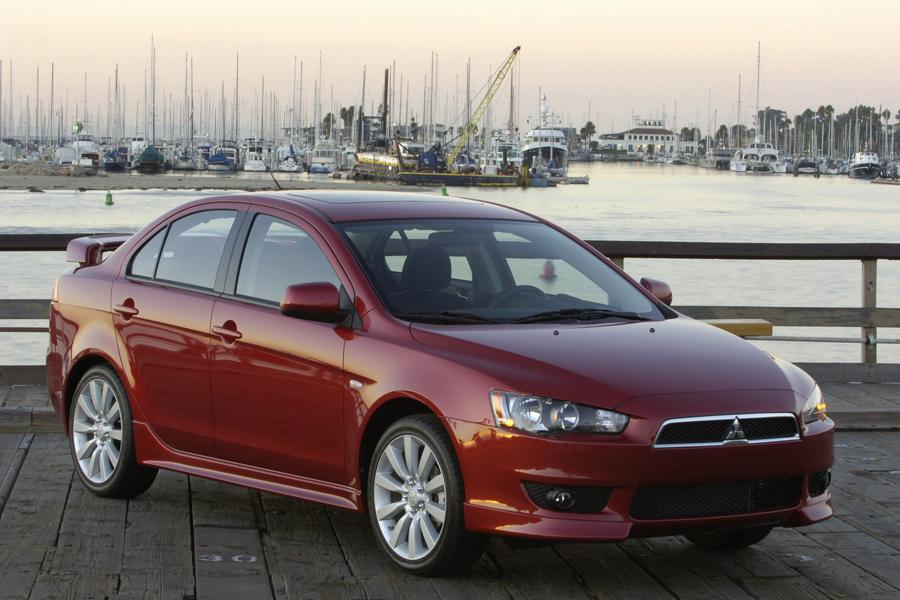 2010 Mitsubishi Lancer Photo 3 of 20