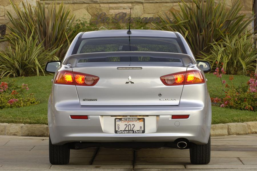 2010 Mitsubishi Lancer Photo 4 of 20