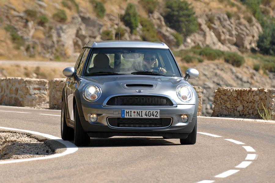 2010 MINI Cooper S Clubman Reviews, Specs And Prices