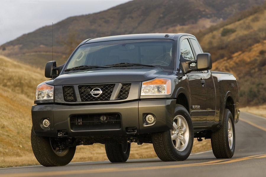 2010 Nissan Titan Photo 1 of 19