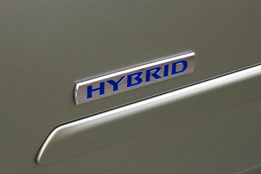 2010 Nissan Altima Hybrid Photo 5 of 10