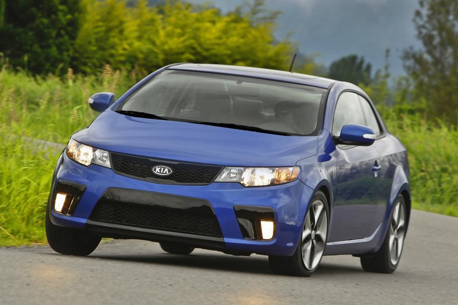 2010 Kia Forte Koup Specs Pictures Trims Colors Cars Com