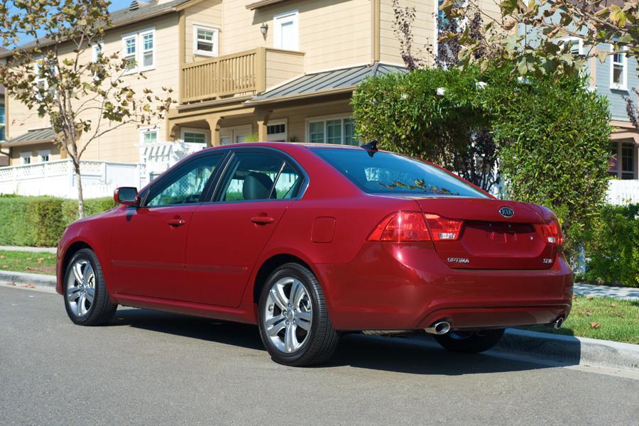 2006 Honda Accord For Sale >> 2010 Kia Optima Reviews, Specs and Prices   Cars.com