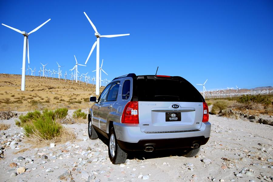 2010 Kia Sportage Photo 5 of 7