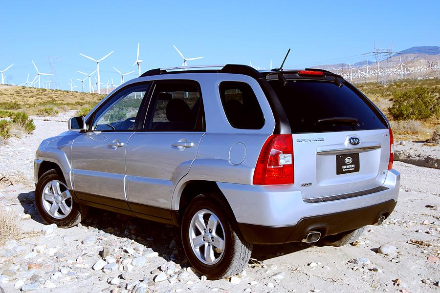 2010 Kia Sportage Photo 6 of 7