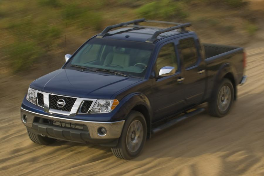 2010 Nissan Frontier Photo 1 of 20