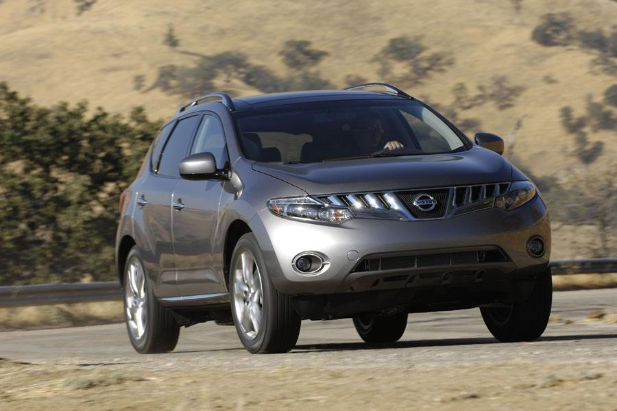2010 Nissan Murano Overview Cars Com
