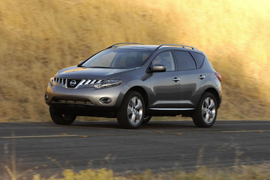 2010 Nissan Murano Reviews Specs And Prices Cars Com