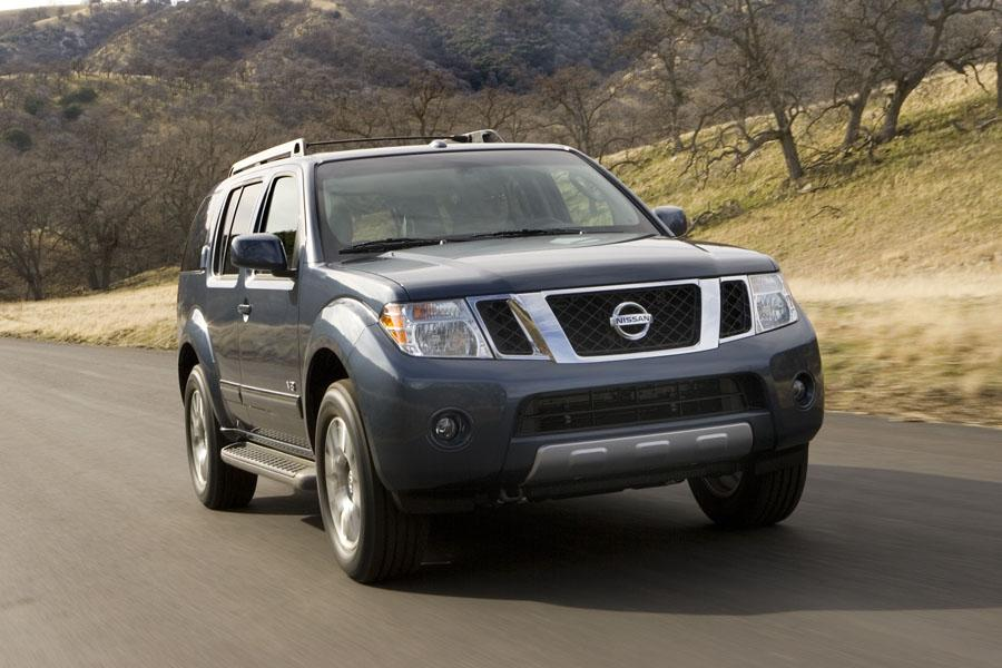 2010 Nissan Pathfinder Photo 6 of 20