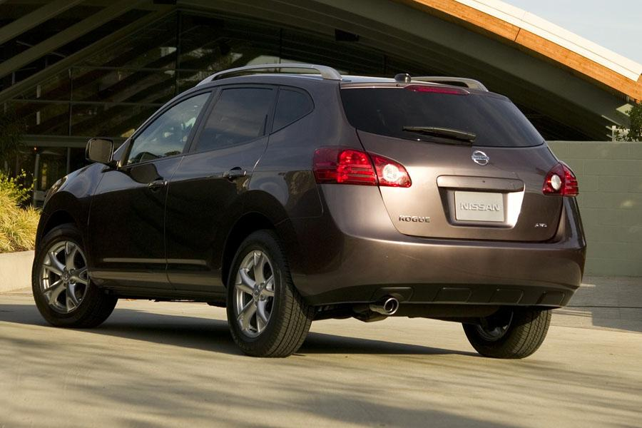 2010 Nissan Rogue Photo 3 of 17