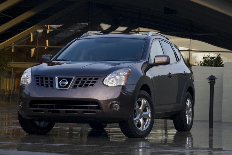 2010 Nissan Rogue Photo 5 of 17