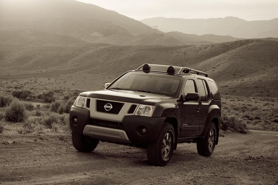 2010 Nissan Xterra Reviews Specs And Prices Cars Com