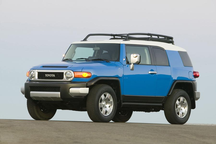 2010 Toyota FJ Cruiser Photo 1 of 20