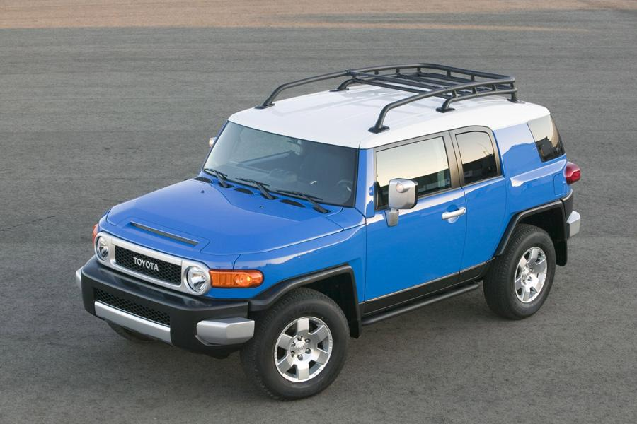 2010 Toyota FJ Cruiser Photo 6 of 20
