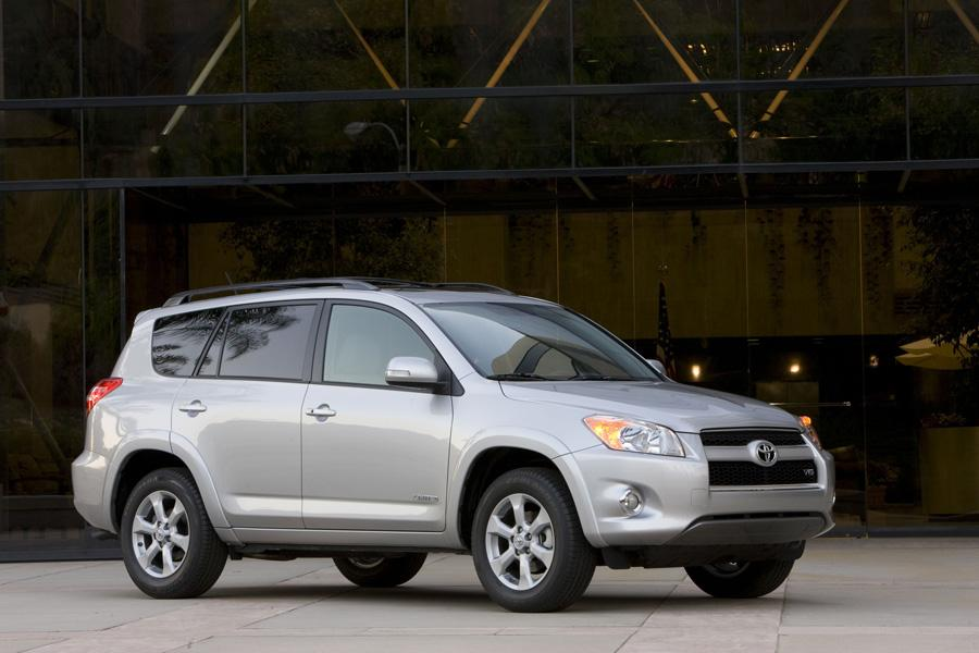 2010 Toyota Rav4 Specs Pictures Trims Colors Cars Com