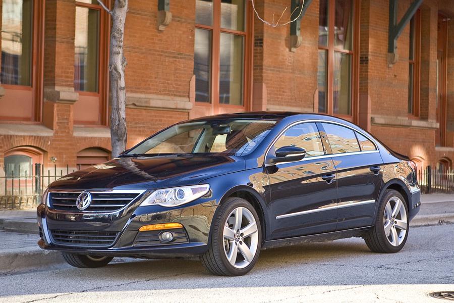 2010 Volkswagen CC Photo 1 of 20