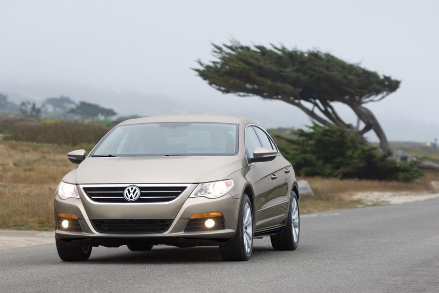 2010 Volkswagen CC Photo 3 of 20