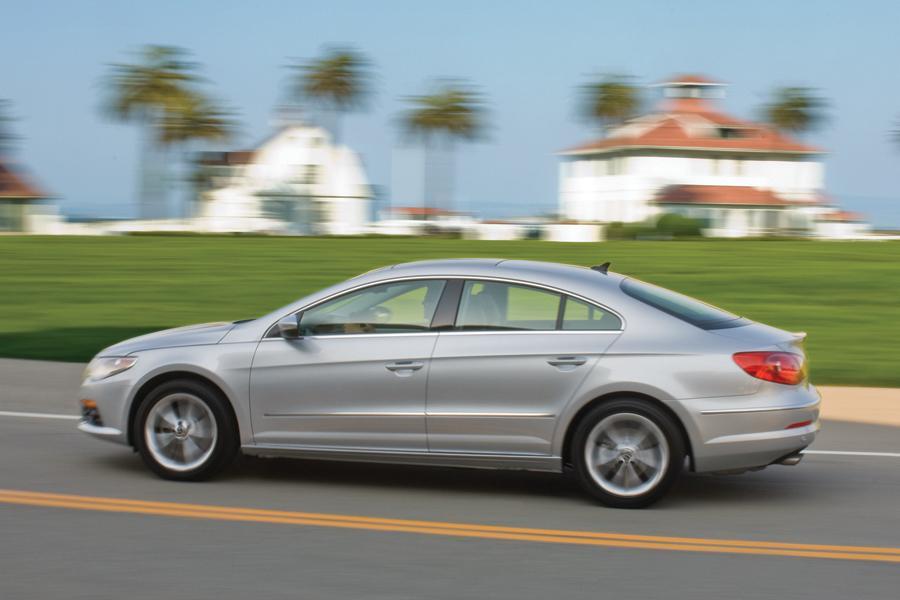 2010 Volkswagen CC Photo 4 of 20