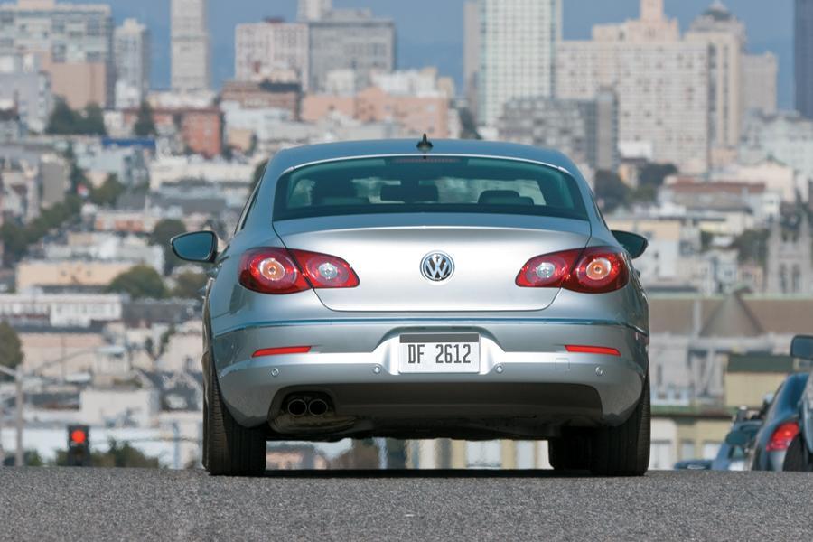 2010 Volkswagen CC Photo 5 of 20
