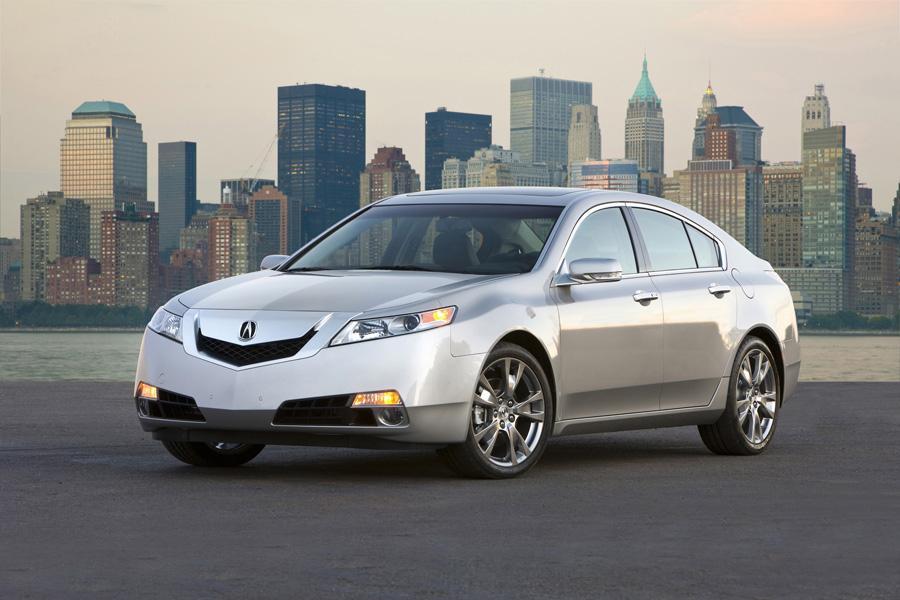 2010 Acura TL Photo 4 of 20