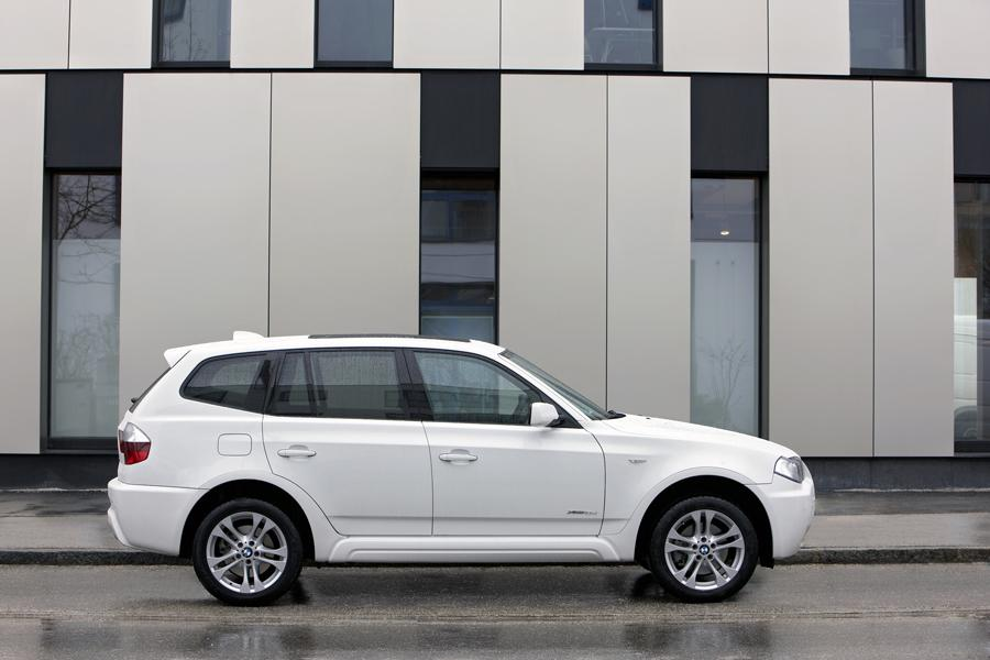2010 BMW X3 Photo 4 of 20