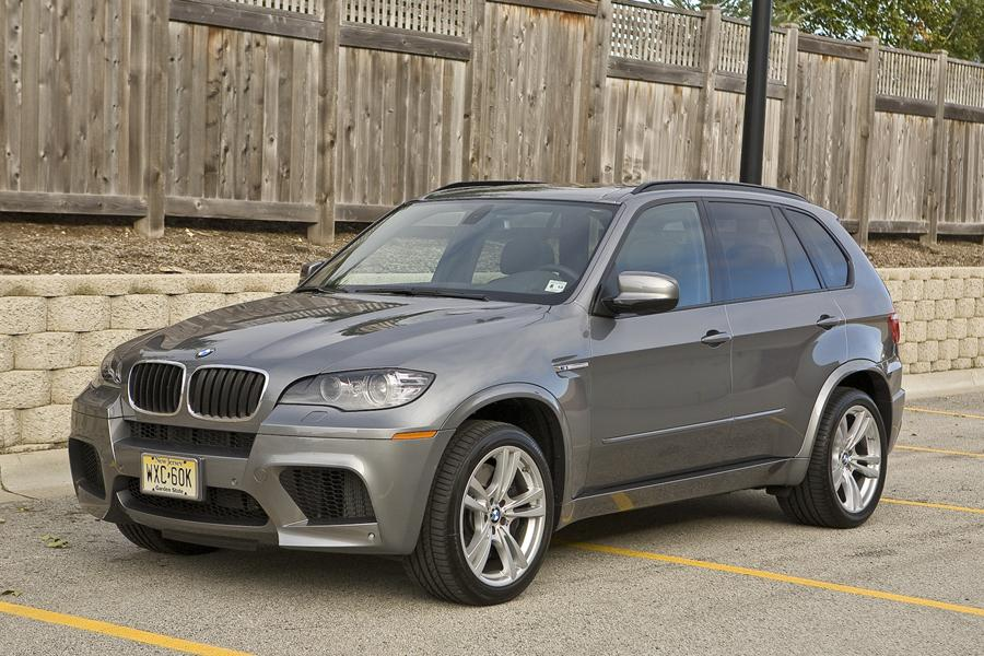 2010 Bmw X5 M Overview Cars Com