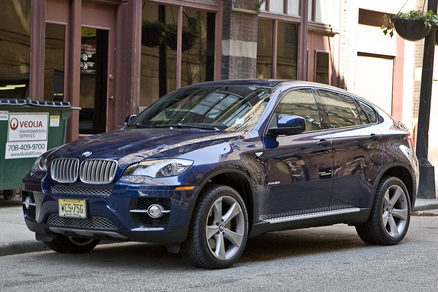 2010 Bmw X6 Overview Cars Com