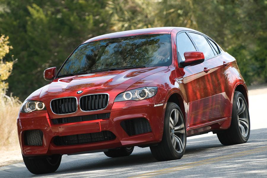 2010 Bmw X6 M Overview Cars Com