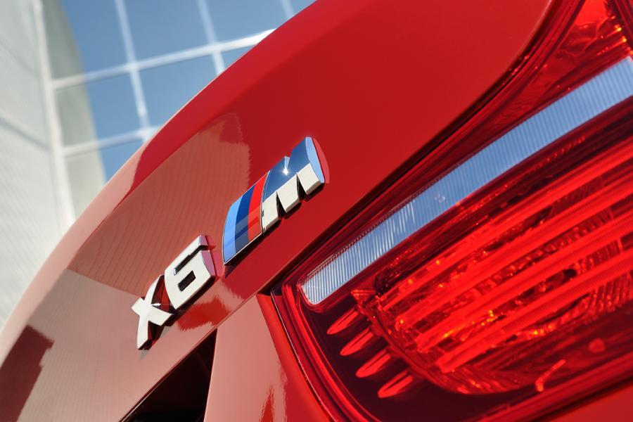 2010 BMW X6 M Photo 4 of 20