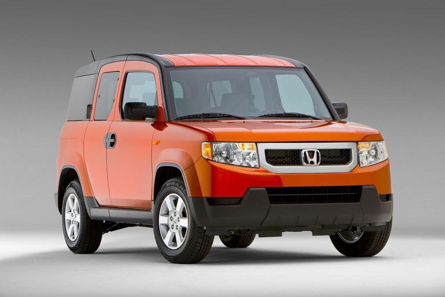 2010 Honda Element Photo 3 of 19