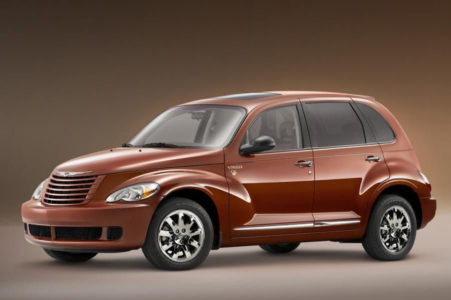chrysler pt cruiser sport utility overview. Black Bedroom Furniture Sets. Home Design Ideas