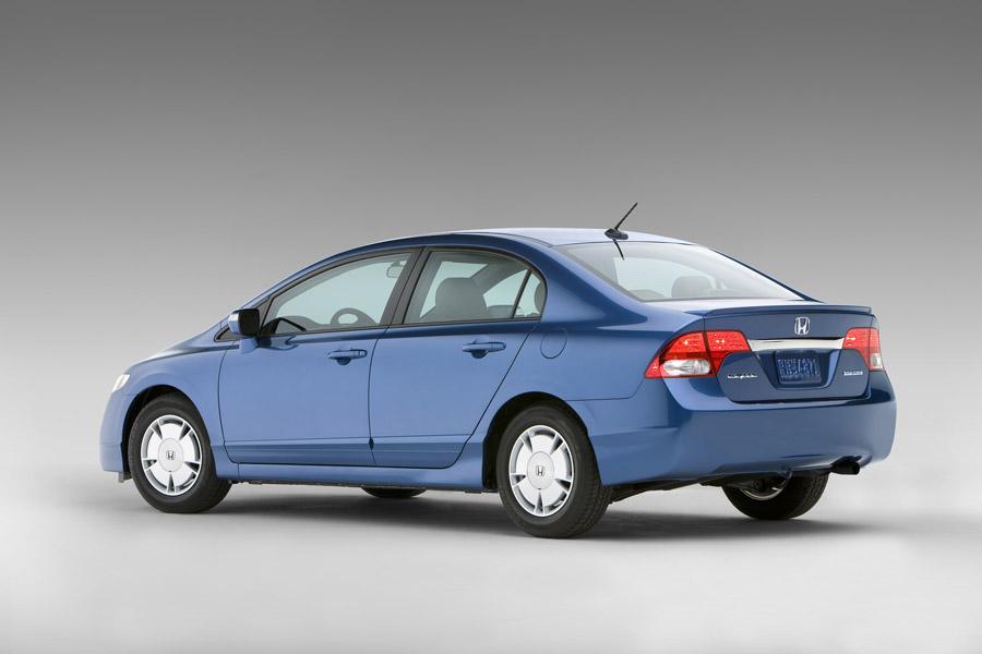 2010 Honda Civic Hybrid Overview  Carscom
