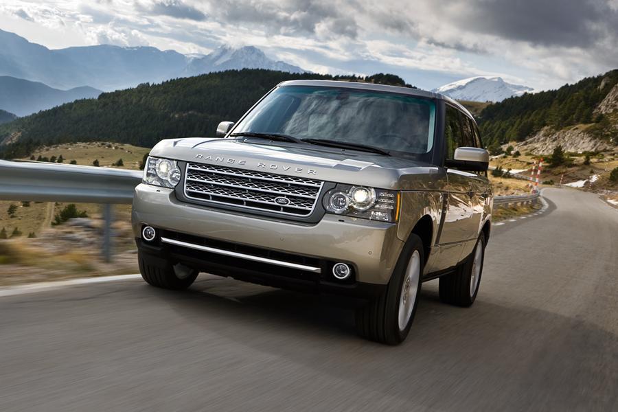 2010 Land Rover Range Rover Photo 1 of 19
