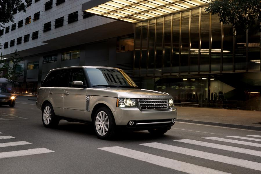 2010 Land Rover Range Rover Photo 2 of 19