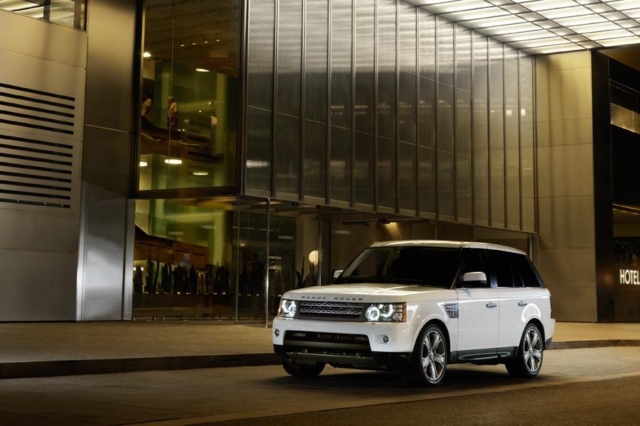 2010 Land Rover Range Rover Sport Photo 1 of 20