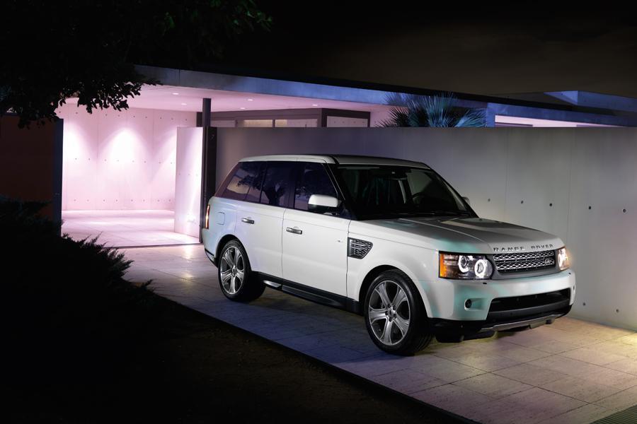 2010 Land Rover Range Rover Sport Photo 2 of 20