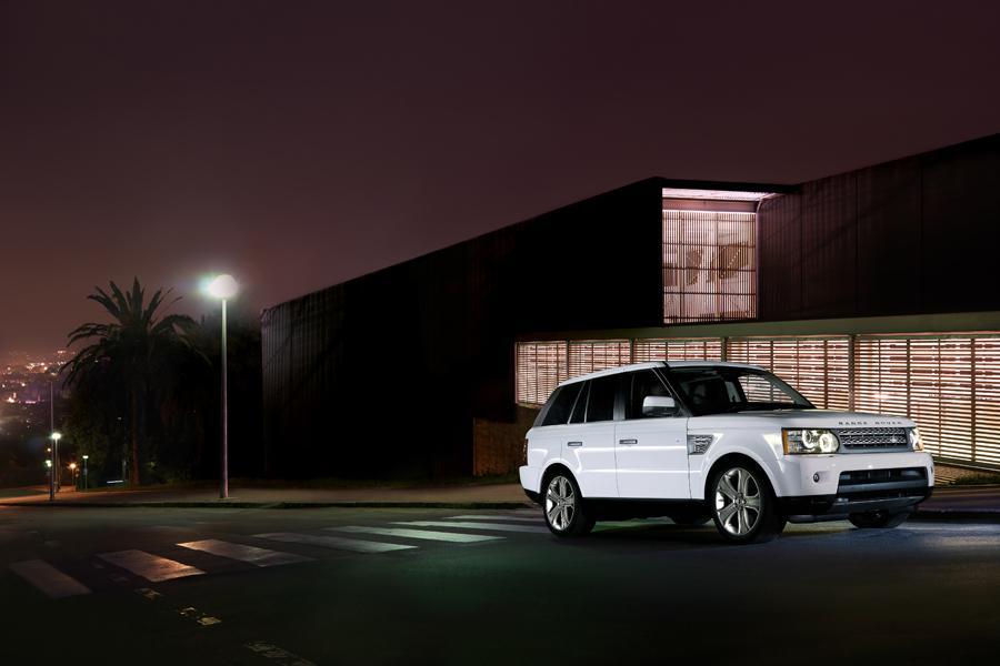 2010 Land Rover Range Rover Sport Photo 3 of 20