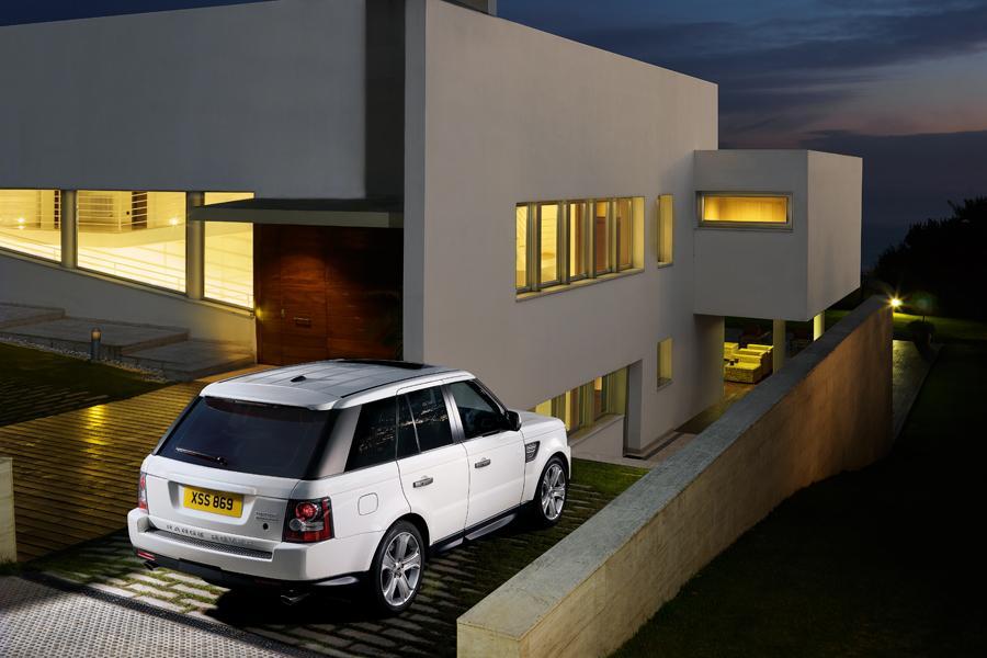 2010 Land Rover Range Rover Sport Photo 4 of 20