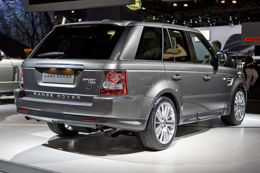 2010 land rover range rover sport reviews specs and prices. Black Bedroom Furniture Sets. Home Design Ideas