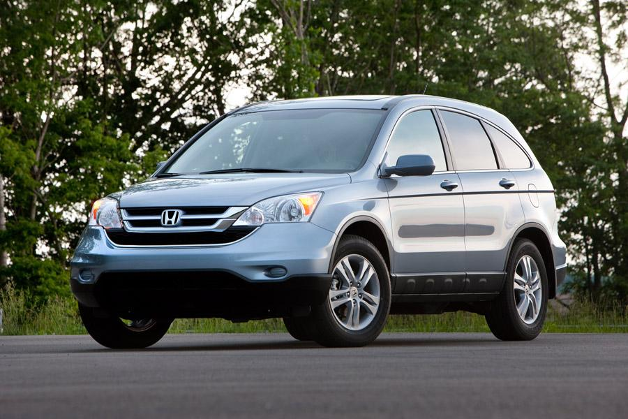 2010 Honda Cr V Overview Cars Com
