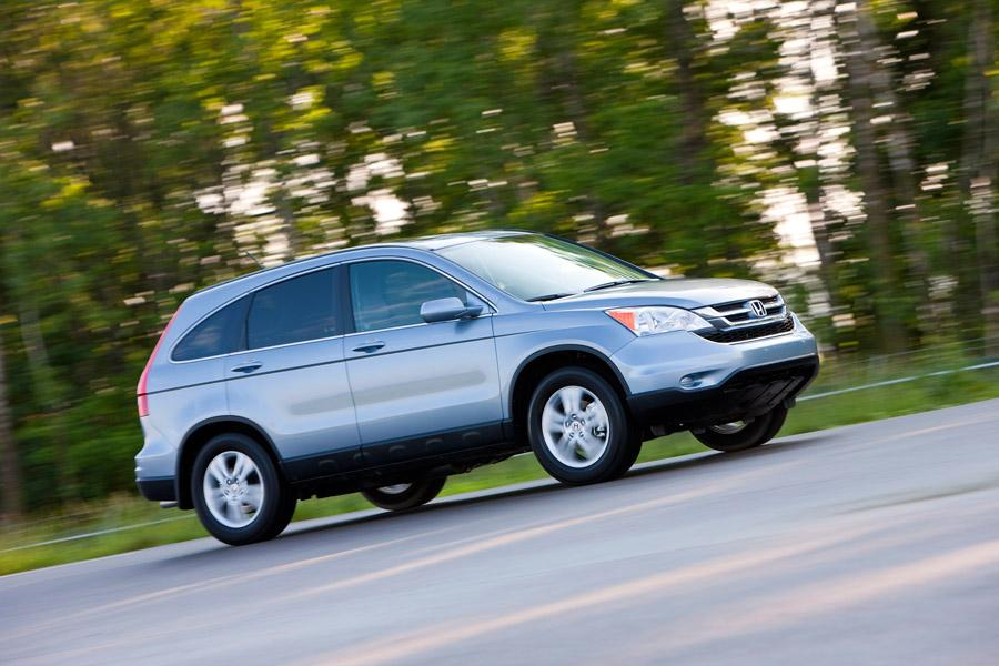 2010 Honda CR-V Photo 4 of 20