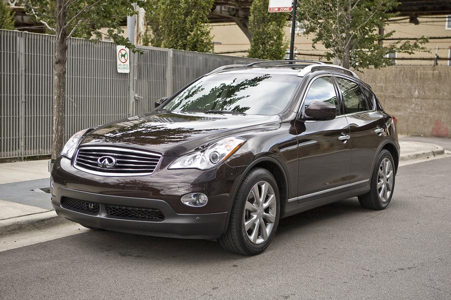 2010 INFINITI EX35 Photo 1 of 20