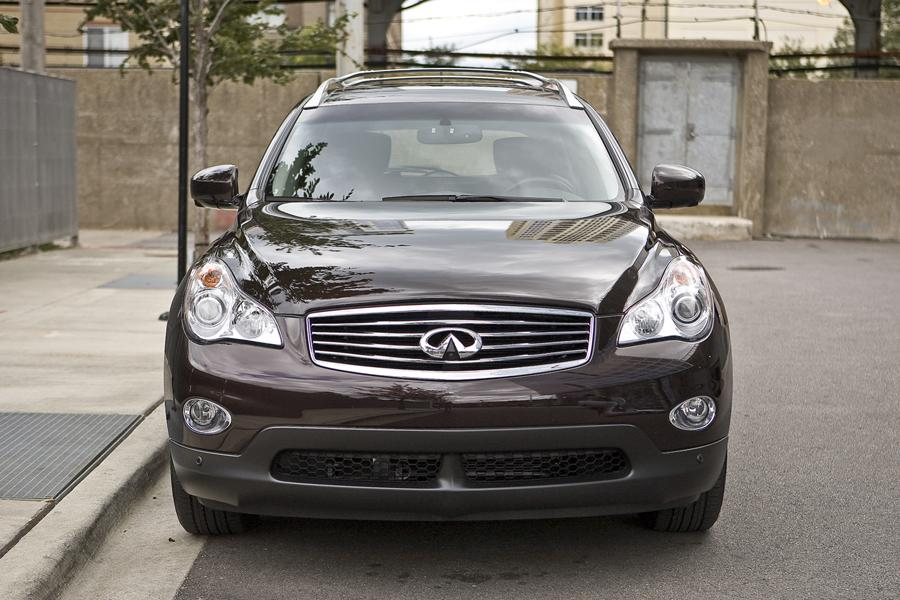 2010 INFINITI EX35 Photo 6 of 20