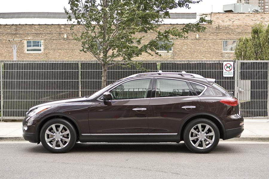 2010 Infiniti Ex35 Reviews Specs And Prices Cars Com