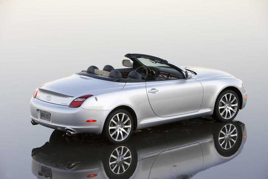 2010 lexus sc 430 reviews specs and prices. Black Bedroom Furniture Sets. Home Design Ideas